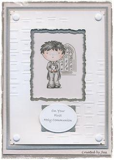 GorJessCardsnCrafts: Cards Communion