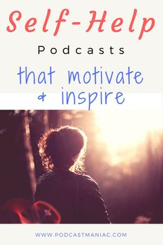 3 great podcasts to listen to for motivation and inspiration
