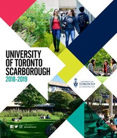 Image result for university admissions brochure 2018 Brochure Cover Design, Poster Design Layout, University Logo, University Of Toronto, Math Poster, Yearbook Covers, Booklet Design, Presentation, Yearbook Ideas