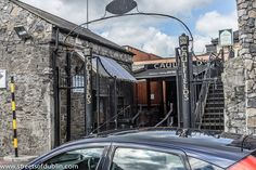Caufield's pub in Maynooth photographed by William Murphy
