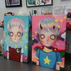 いいね!3,495件、コメント18件 ― Hikari Shimodaさん(@hikarishimoda)のInstagramアカウント: 「I\'m so happy that you guys are liking my new canvas prints by @icanvas_art! @sammyvanhiggins just…」