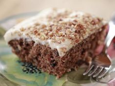 Get Zucchini Cake Recipe from Food Network