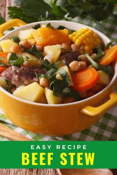 This Guinness Irish beef stew is the ultimate comfort food. So easy to make in one pot and the kind of food you want on a cold day. #comfortfood #stew #irishrecipes Irish Recipes, Beef Recipes, Irish Beef, Magic Recipe, No Bean Chili, Comfortfood, International Recipes, Guinness, Original Recipe