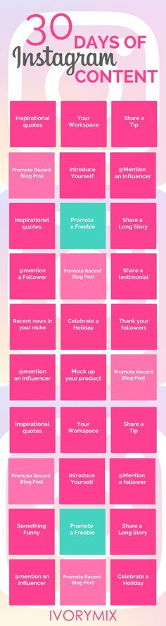 Plan 30 days of Instagram content in just 8 steps AND Take this Free Full Lenght Video Training on HOW to Start an Online Business