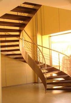Escalera Helicodal