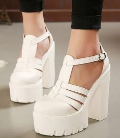 $$$ This is great forbuckle black white sandals summer shoes platform sandals chucky high heels sandals for women punk shoes women pumpsbuckle black white sandals summer shoes platform sandals chucky high heels sandals for women punk shoes women pumpsSmart Deals for...Cleck Hot Deals >>> http://id147308596.cloudns.ditchyourip.com/32658750905.html images