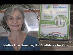 If you'd like to know how your child can be more positive watch on! Nadine Love, founder of Hot Confidence for Kids shares how the Reach with Confidence Holi. Life Is Good, Children, Kids, Confidence, Positivity, Hot, Self Esteem, Baby Boys, Child