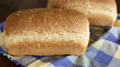 Grain and Oatmeal Bread Recipe- Try mixing in the bread machine and baking in the oven.