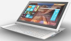 MSI S20 Ultrabook Windows 8 meio tablet e lindo