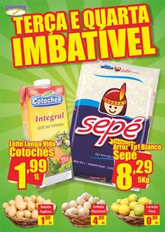 Encartes de Supermercados: Encarte Schowambach - até 12/08
