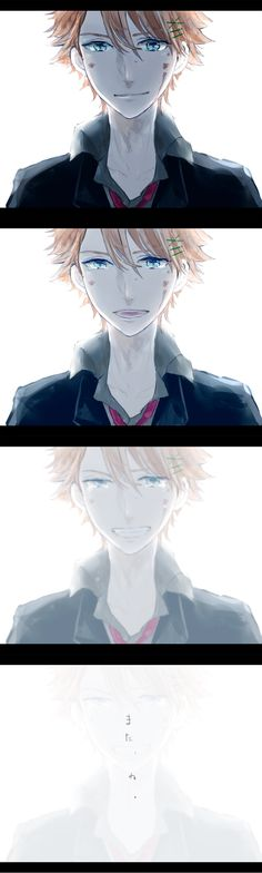 (Kagari Shuusei/#1459814 - Zerochan) Omg I cried so much at that scene, I could not believe it.