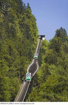 Salt Mine in #Hallstatt, Austria