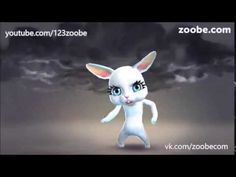 Zoobe Зайка Выпили с подругой - YouTube