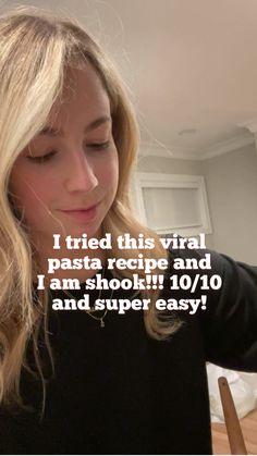 Fun Baking Recipes, Pasta Recipes, Dinner Recipes, Cooking Recipes, Tomato Soup Recipes, Vegetarian Recipes, Healthy Recipes, Le Diner, Diy Food
