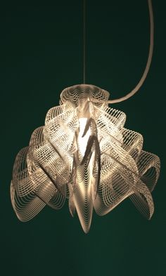 lampshade 3d print by studioluminaire