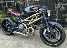Ducati Monster 796 Cafe RacerYou can find Ducati and more on our website. Ducati Scrambler Cafe Racer, Cafe Racer Honda, Ducati Motorcycles, Cafe Racer Bikes, Cafe Racer Motorcycle, Cafe Racers, Women Motorcycle, Vintage Motorcycles, Motorcycle Helmets