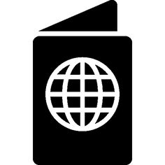 International passport I Free Icon