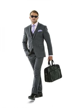 3-piece-mens-suit by Montagio Custom Tailoring