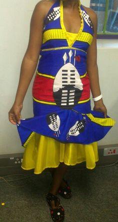 African Print Skirt, African Dress, South African Traditional Dresses, African Fashion, Women's Fashion, Traditional Wedding Cakes, Traditional Clothes, Menswear, Wedding Ideas