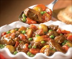 creativity through FOOD!: Crockpot Beef Stew