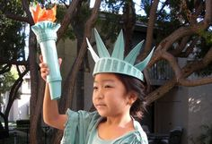 Statue of Liberty Diy