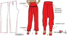 design pants with gathering and darts Dress Making Patterns, Pattern Making, Pants Outfit, Parachute Pants, Pajama Pants, Fancy, Darts, Sewing, Clothes
