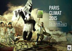 Forderungen des WWF zur UN-Klimakonferenz COP 21 in Paris © Saxoprint Grand Prix, Liberty Leading The People, Essay Template, Paris Climate, Interview, Paris 2015, About Climate Change, Civil Disobedience, Climate Action