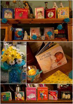Shower of Roses: A Little Golden Books Baby Shower