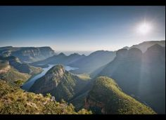 God's Window, a one-of-a-kind viewpoint high up in the hills that will give you endless views over this spectacular region. South Africa | Peggy Goldman
