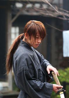 Takeru Satoh as Kenshin, live action #KyotoArc - #RuroKen #RurouniKenshin