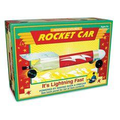 Baking Soda & Vinegar Rocket Car - MindWare.com