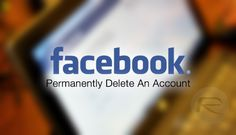 Delete Facebook Account Permanently The Right Way, Here's How Redmond Pie