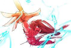 誤文字@舞台版うしおととらはいいぞ(@gomozi)さん | Twitter Ushio To Tora, Samurai Champloo, Pandora Hearts, Ao No Exorcist, Cowboy Bebop, Durarara, Manga, Sword Art Online, Tokyo Ghoul