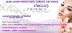 VUOI FARE LA BEAUTY PROMOTER?