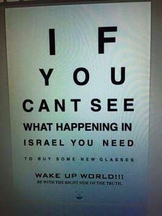 ארץ ישראל - Wake Up World!!!