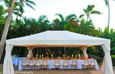 Cabana at Merriman's in Kapalua Maui   #mauiweddingvenues #mauiweddings
