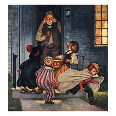 """""""Tricking Trick-Or-Treaters"""","""