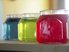 Homemade Air Fresheners with healing essential oils rather than chemicals. Cannot wait to try this.
