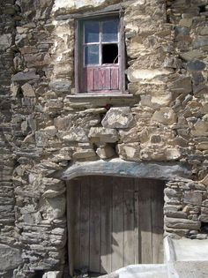 Stone and lintels