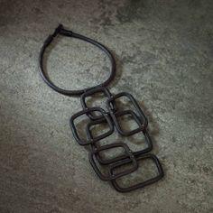 Long Square Necklace – Urban Zen