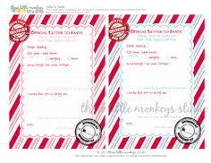 Christmas morning letter from santa for babys first christmas christmas morning letter from santa for babys first christmas holidaywinter pinterest printable letters santa and holidays spiritdancerdesigns Image collections