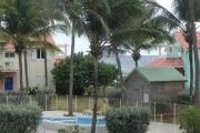 residence Crystal Beach T3 vue mer dans residence  securisee sur la  plage - Location Appartement #Guadeloupe #Salibia