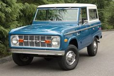Stock-Looking 1975 Ford Bronco for Sale in Washington