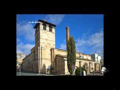 Zamora,VacceosTV .Santa Maria de la Horta Zamora Espejito....espejito. - YouTube