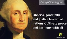 #Great #Quotes #Of #George #Washington https://play.google.com/store/apps/details?id=com.gnrd.quotefuzz