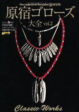 GORO'S vol.02 Indian Jewelry Accessory Harajuku Tokyo Goro Takahashi Book