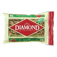 I'm learning all about Diamond Walnuts Shelled at @Influenster!
