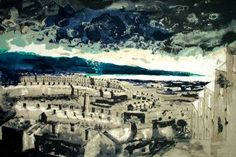 John Piper 'Swansea West'