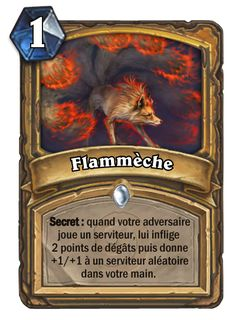 Feunard #Hearthstone #Pokemon