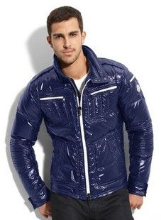 1a6e2b00e08c Exploring the world of nylon one jacket at a time and the men who wear  them. l l · doudoune moncler homme